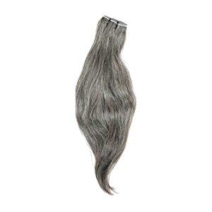 Raw Gray Vietnamese Hair Extensions